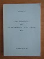 Ovidiu Vuia - Cumintenia cerului sau din singuratatile lui Anaxandros
