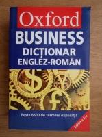 Oxford Business. Dictionar englez-roman