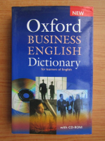 Anticariat: Oxford business english dictionary
