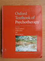 Anticariat: Oxford textbook of psychotherapy