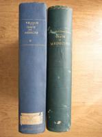 Anticariat: P. Brouardel - Traite de medecine et de therapeutique (1895, 2 volume)