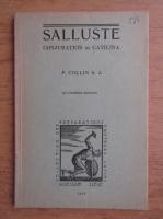 P. Collin S. J. - Conjuration de Catilina
