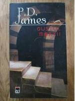 Anticariat: P. D. James - Gustul mortii