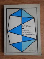 P. D. Sima - Culegere de probleme de trigonometrie