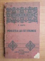 Anticariat: P. Dulfu - Povestea lui Fat-Frumos (1918)