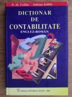 P. H. Collin - Dictionar de contabilitate, englez-roman