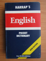 Anticariat: P. H. Collin - English pocket dictionary