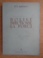 P. N. Andreev - Bolile infectioase la porci