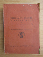 P. P. Negulescu - Istoria filosofiei contemporane (volumul 2, 1942)