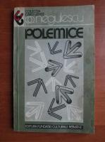 Anticariat: P. P. Negulescu - Polemice