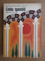 Palmira Arnaiz, Constantin Duhaneanu - Limba spaniola, manual pentru anul II, liceu