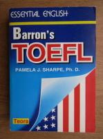 Anticariat: Pamela J. Sharpe - Barron's Toefl