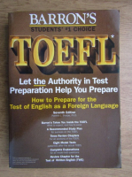 Anticariat: Pamela J. Sharpe - How to prepare for TOEFL