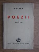 Anticariat: Panait Cerna - Poezii (1942)