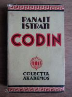 Panait Istrati - Codin (1935)