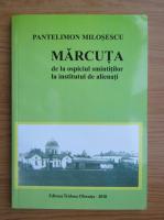 Anticariat: Pantelimon Milosescu - Marcuta. De la ospiciul smintitilor la institutul de alienati