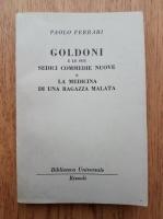 Anticariat: Paolo Ferrari - Goldoni