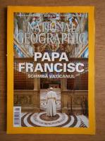 Papa Francisc schimba Vaticanul (revista National Geographic, nr. 148, 2015)