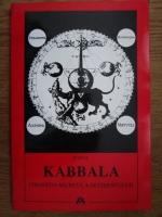 Anticariat: Papus -  Kabbala (traditia secreta a occidentului)
