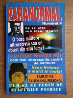 Anticariat: Paranormal (numarul 4)