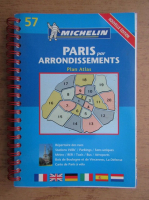 Paris par Arrondissements. Plan Atlas