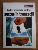 Pascal Py - Succes in tranzactii. Closing