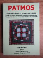 Patmos. Culegere de studii interdisciplinare, nr. 4, anul II, 2013