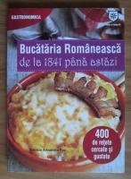 Anticariat: Patricia Alexandra Pop - Bucataria romaneasca de la 1841 pana astazi. 400 de retete cercate si gustate