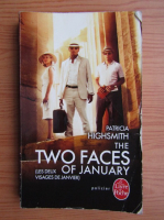 Anticariat: Patricia Highsmith - The two faces of January