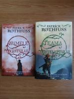 Patrick Rothfuss - Numele vantului. Teama inteleptului (2 volume)