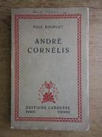 Paul Bourget - Andre Cornelis (1936)