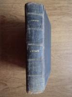 Anticariat: Paul Bourget - L'etape (1929)