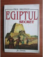 Anticariat: Paul Brunton - Egiptul secret