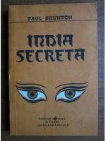 Anticariat: Paul Brunton - India secreta