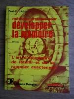Paul C. Jagot - Methode practique pour developper la memoire