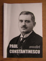 Anticariat: Paul Constantinescu - Evocari