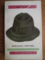 Anticariat: Paul Daniel - Borsalino-Veritabil