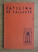 Paul Delacroix - Catilina de Salluste