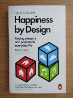 Paul Dolan - Happiness by design