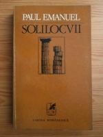 Anticariat: Paul Emanuel - Solilocvii