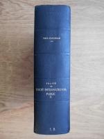 Anticariat: Paul Fauchille - Traite de droit international public (volumul 2, 1921)