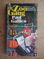 Anticariat: Paul Gallico - The Zoo gang