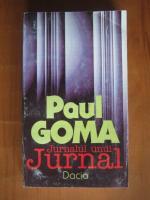Paul Goma - Jurnalul unui jurnal