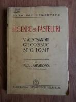 Paul I. Papadopol - Antologii comentate. Legende si pasteluri (1943)