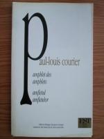 Anticariat: Paul-Louis Courier - Pamphlet des pamphlets. Pamfletul pamfletelor