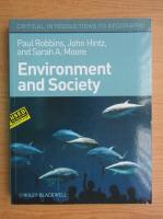 Anticariat: Paul Robbins - Environment and society