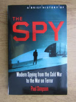 Paul Simpson - A brief history of the spy