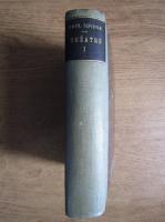Anticariat: Paul Sipiere - Theatre (1900, volumul 1)