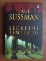 Anticariat: Paul Sussman - Secretul templului