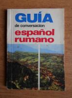 Paul Teodorescu - Guia de conversacion espanol rumano